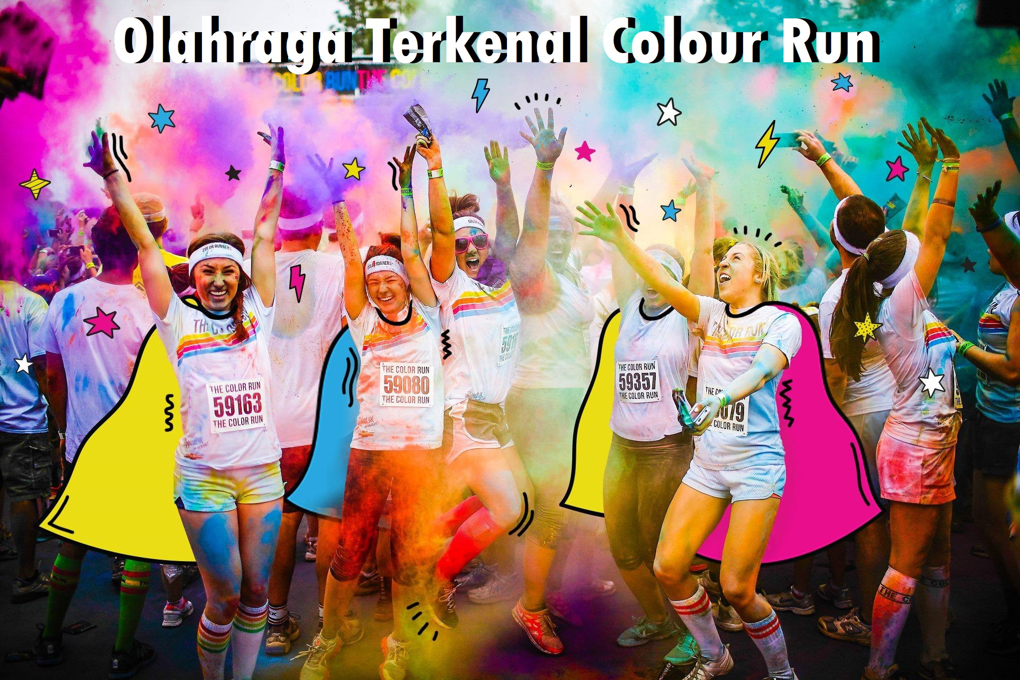 Olahraga Terkenal Colour Run