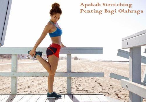 Apakah Stretching Penting Bagi Olahraga